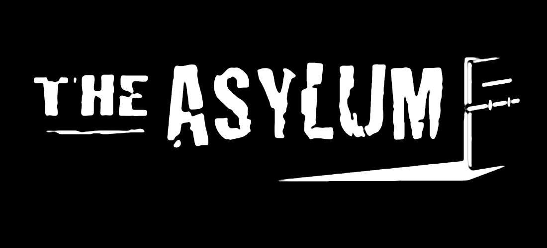 """The Asylum logo"" by Source. Licensed under Fair use via Wikipedia - https://en.wikipedia.org/wiki/File:The_Asylum_logo.png#/media/File:The_Asylum_logo.png"