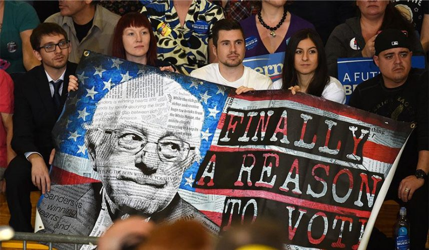 Acknowledging Elephants: Bernie Sanders and the Millennial Vote