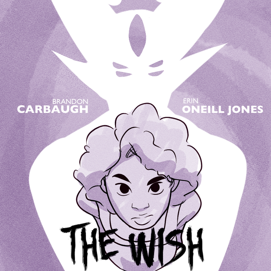 """Cover image for """"The Wish"""""""